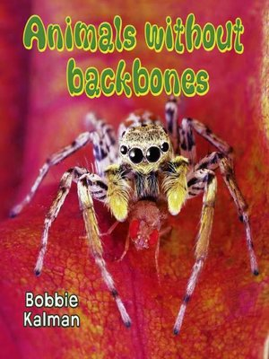 cover image of Animals Without Backbones