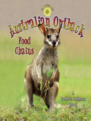 cover image of Australian Outback Food Chains