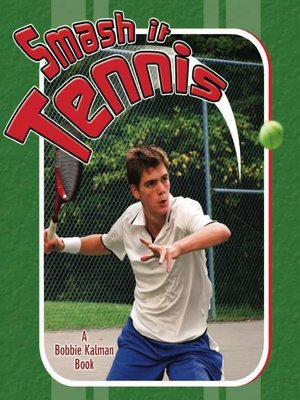 cover image of Smash it Tennis