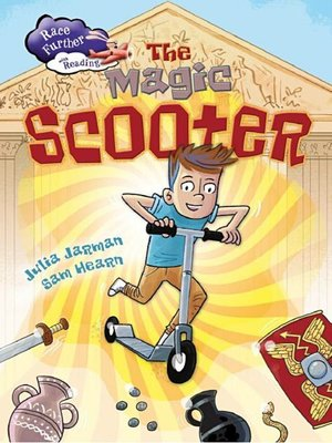cover image of The Magic Scooter