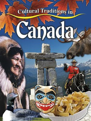 cover image of Cultural Traditions in Canada