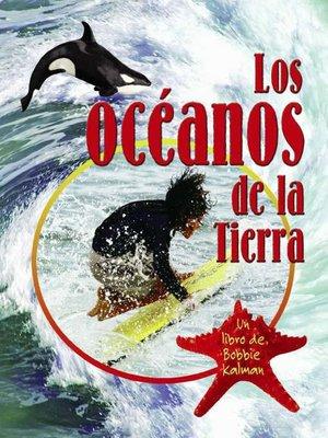 cover image of Los océanos de la Tierra