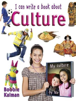 cover image of I Can Write a Book about Culture
