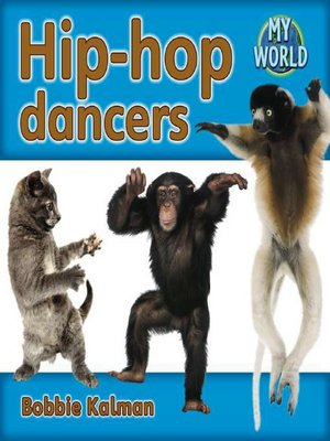 cover image of Hip-Hop Dancers