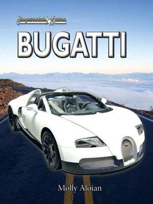 cover image of Bugatti