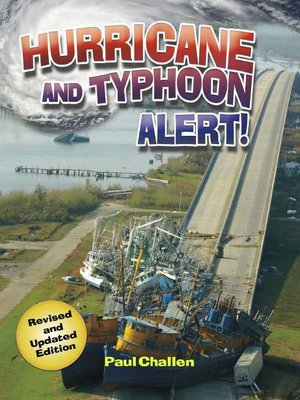 cover image of Hurricane and Typhoon Alert!