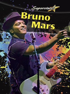 cover image of Bruno Mars