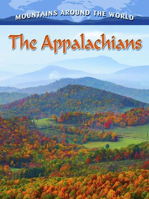 cover image of The Appalachians