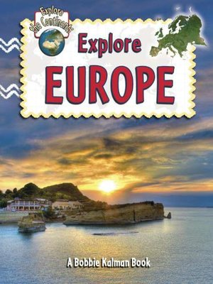 cover image of Explore Europe
