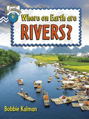 cover image of Where on Earth are Rivers?