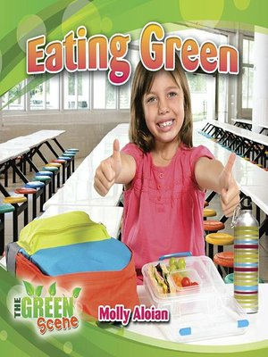 cover image of Eating Green