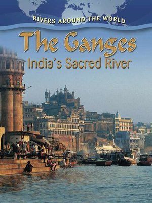 cover image of The Ganges