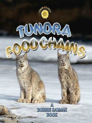 cover image of Tundra Food Chains