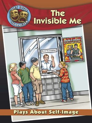 cover image of The Invisible Me
