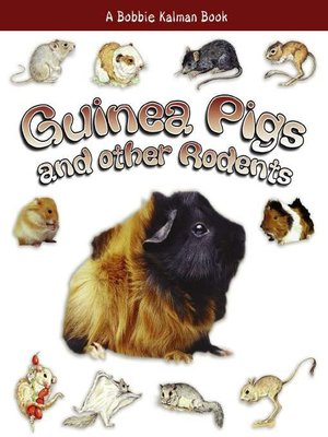 cover image of Guinea Pigs and other Rodents