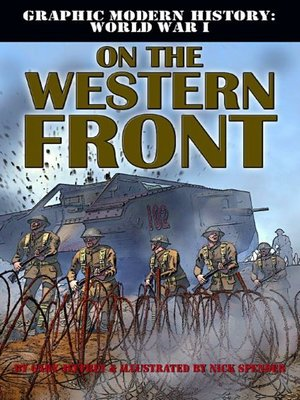 cover image of On the Western Front
