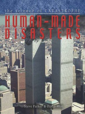 cover image of Human-made Disasters