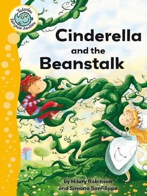cover image of Cinderella and the Beanstalk
