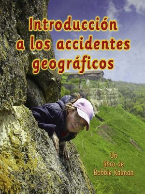 cover image of Introducción a los accidentes geográficos