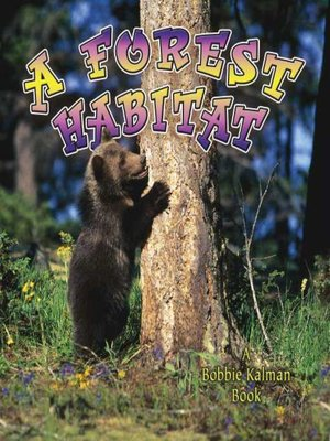 cover image of A Forest Habitat