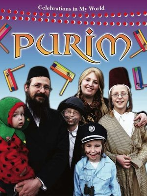 cover image of Purim