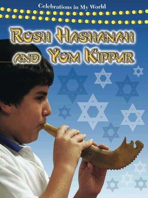 cover image of Rosh Hashanah and Yom Kippur