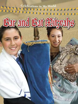 cover image of Bar and Bat Mitzvahs