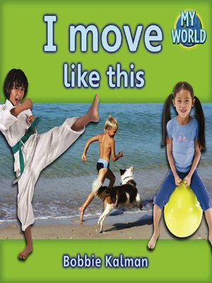 cover image of I Move Like This