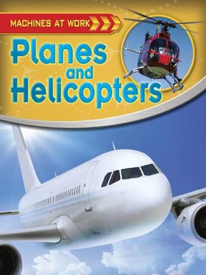cover image of Planes and Helicopters
