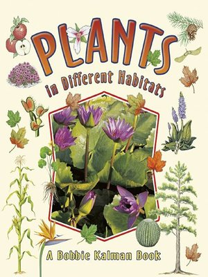cover image of Plants in Different Habitats