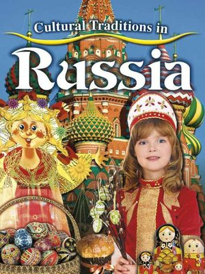 cover image of Cultural Traditions in Russia