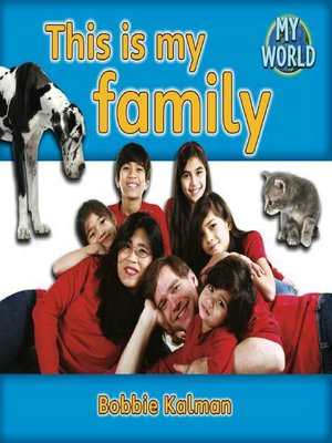 cover image of This Is My Family