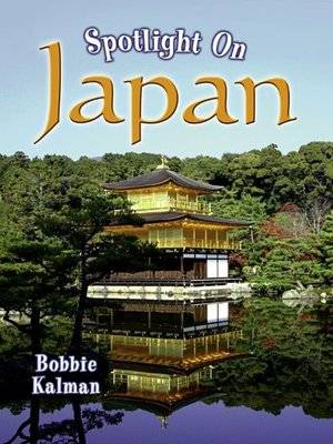 cover image of Spotlight on Japan