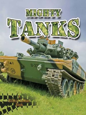 cover image of Mighty Tanks