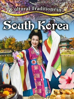 cover image of Cultural Traditions in South Korea