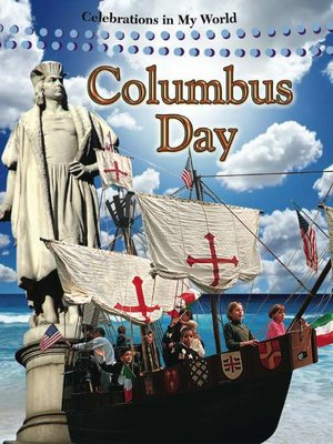 cover image of Columbus Day