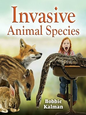 cover image of Invasive Animal Species