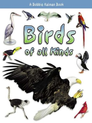 cover image of Birds of all Kinds