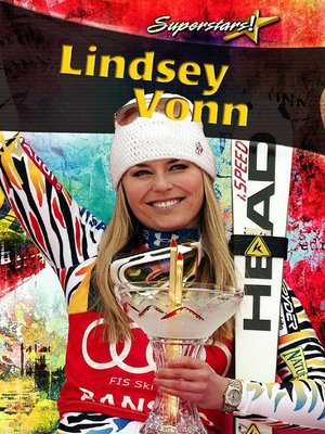 cover image of Lindsey Vonn