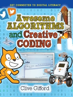 cover image of Awesome Algorithms and Creative Coding