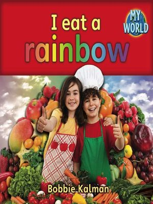 cover image of I Eat a Rainbow