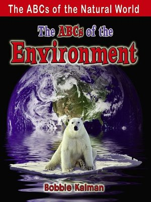 cover image of The ABCs of the Environment