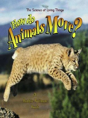cover image of How Do Animals Move?