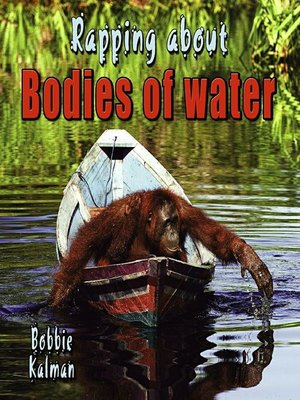 cover image of Rapping about Bodies of Water