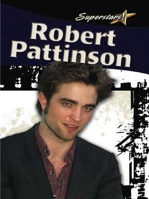 cover image of Robert Pattinson