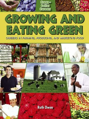 cover image of Growing and Eating Green