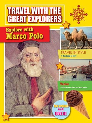 cover image of Explore with Marco Polo