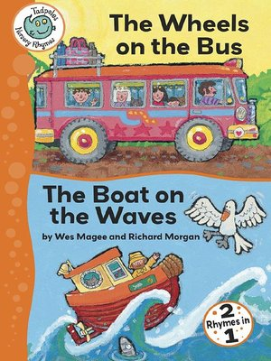 cover image of The Wheels on the Bus and The Boat on the Waves