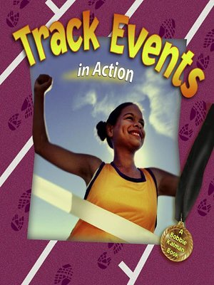 cover image of Track Events in Action