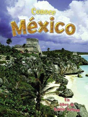 cover image of Conoce México